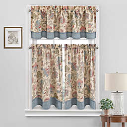 Waverly® Arezzo Scalloped Window Valance