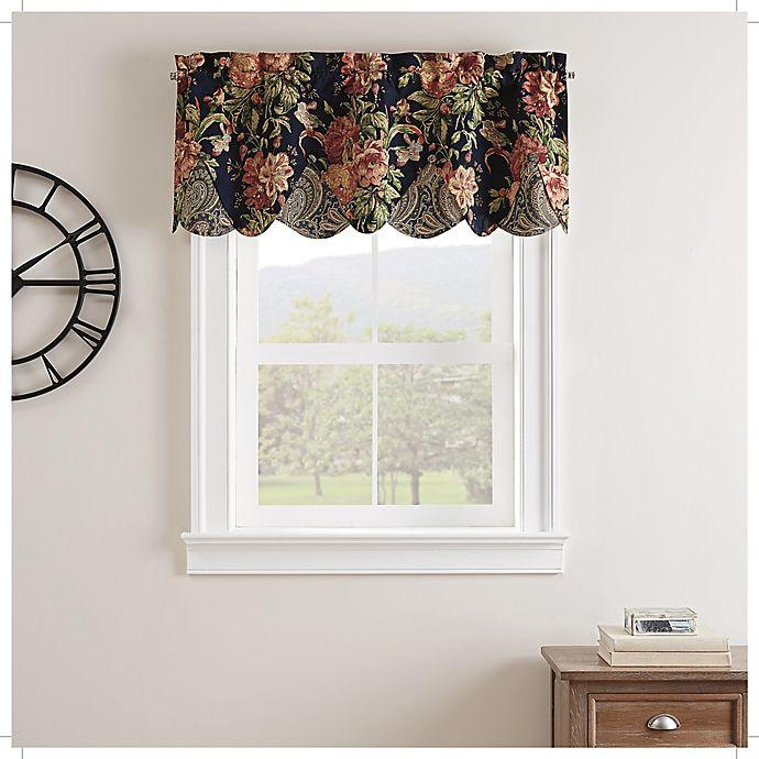 Alternate image 1 for Waverly® Kensington Bloom Window Valance