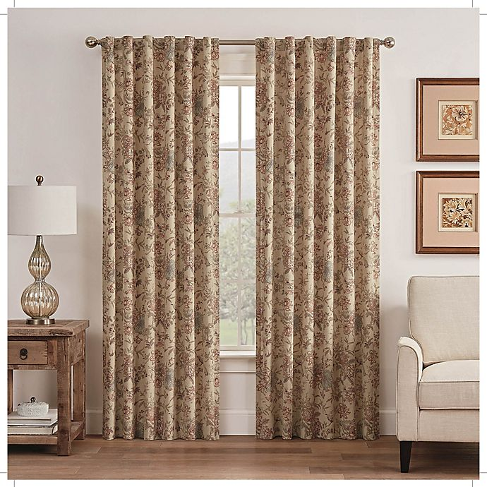Alternate image 1 for Waverly® Lucchese Window Curtain Collection
