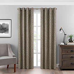 Eclipse Warren Grommet Room-Darkening Window Curtain Panel