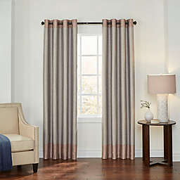 Eclipse Monty Grommet Blackout Window Curtain Panel