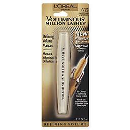 L'Oréal® Voluminous Million Lash Mascara Blackest Black