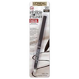 L'Oréal® Infallible Eyeliner Black Brown