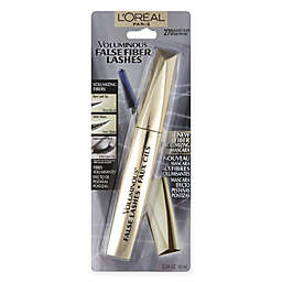 L'Oréal® Paris .34 oz. Voluminous False Fiber Lashes Mascara in Blackest Black