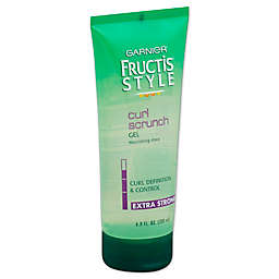 Garnier® Fructis® Style 6.8 oz. Curl Scrunch Controlling Gel in Extra Strong Hold