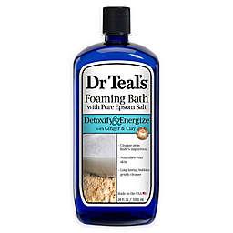 Dr Teal's 34 oz. Detox & Energize Foaming Bath