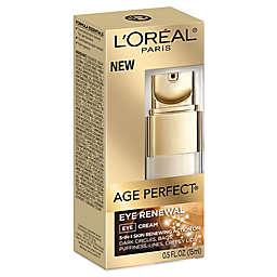 L'Oréal® Age Perfect® .5 oz. Eye Renewal 5-in-1 Eye Cream