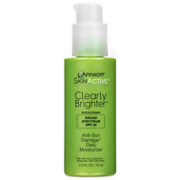Garnier® SkinActive™ Clearly Brighter™ 2.5 oz. Daily Moisturizing with SPF 30