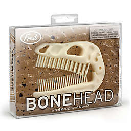 Fred & Friends BoneHead Dinosaur Folding Brush and Comb Set