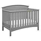 Delta Children 4-in-1 Convertible Crib in Grey
