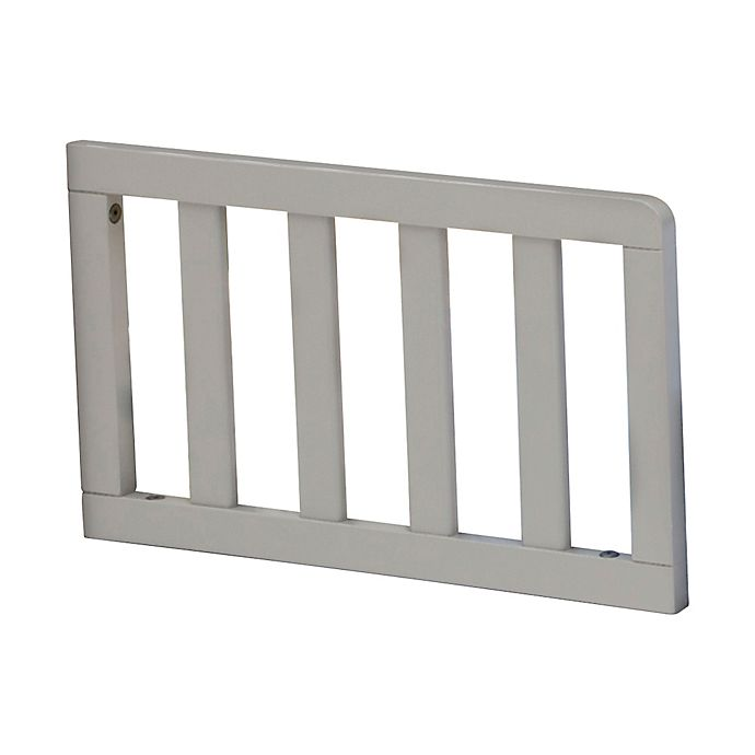 Alternate image 1 for Delta Children Toddler Guard Rail in Grey