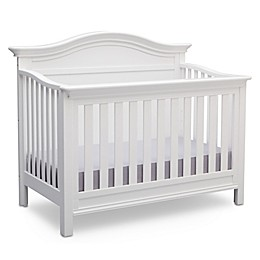 Serta® Bethpage 4-in-1 Convertible Crib in Bianca