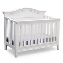 Serta® Bethpage 4-in-1 Convertible Crib in Bianca