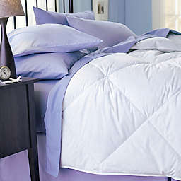 Restful Nights® Year-Round Down Comforter in White