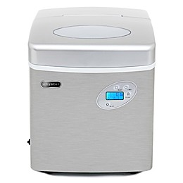 Whynter IMC-491DC Portable Ice Maker with 49 lb. Capacity and Water Connection