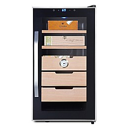 Whytner Elite CHC-172BD Touch Control Cigar Cooler Humidor