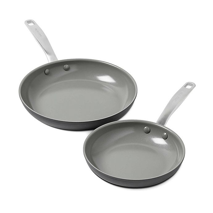 Alternate image 1 for GreenPan™ Chatham 8-Inch and 10-Inch Hard Anondized Fry Pan Set
