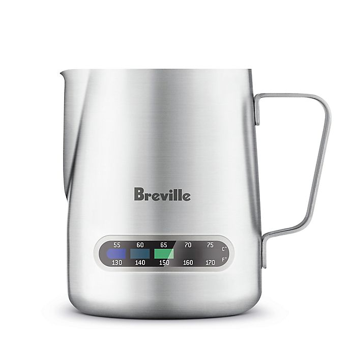 Alternate image 1 for Breville Temperature Control Milk Jug