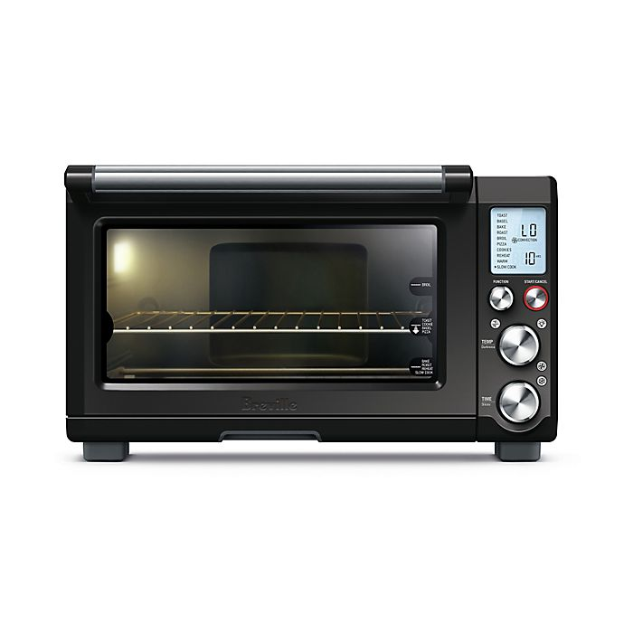 Breville 174 The Smart Oven Pro In Black Bed Bath Amp Beyond