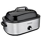 Proctor Silex 18-Quart Roaster Oven Slow Cooker