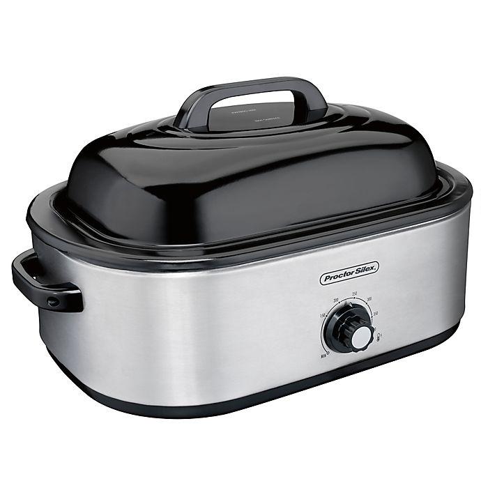 Alternate image 1 for Proctor Silex 18-Quart Roaster Oven Slow Cooker