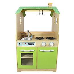Teamson Kids Dual Washers Play Kitchen Set