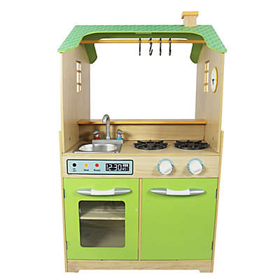 Teamson Kids Dual Washers Play Kitchen Set