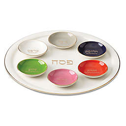 kate spade new york Oak Street Seder Plate with Bowls