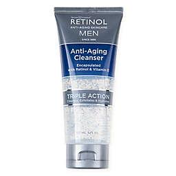 Retinol Men 5 oz. Anti-Aging Gel Cleanser