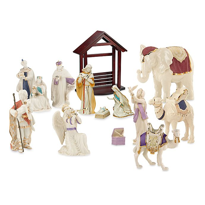 Alternate image 1 for Lenox® First Blessing Nativity Collection