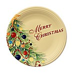 Fiesta® Christmas Tree  Merry Christmas  Dinner Plate