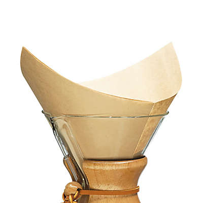 Chemex® Natural Paper Filters