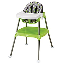 Evenflo® Convertible 3-in-1 High Chair in Dottie Lime