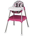 Evenflo® Convertible 3-in-1 High Chair in Dottie Rose