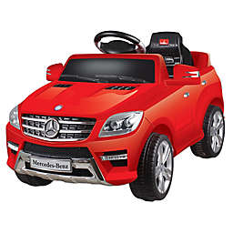 Mercedes ML-350 Ride-On in Red