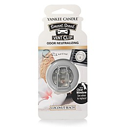 Yankee Candle® Smart Scent™ Coconut Beach Vent Clip