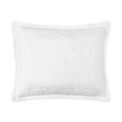 Dena™ Atelier Somerset Pillow Sham in White