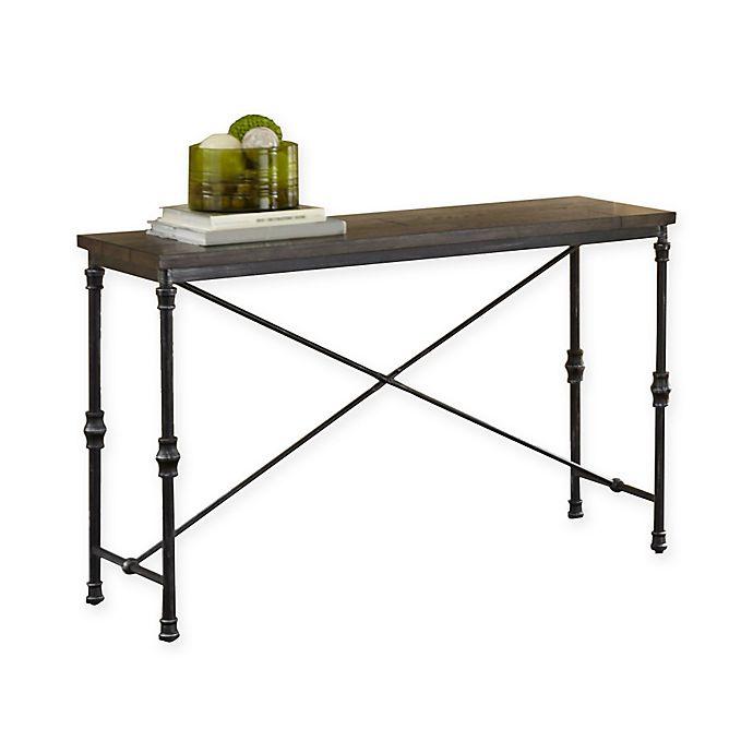 Alternate image 1 for Steve Silver Co. Lillian Sofa Table in Oak