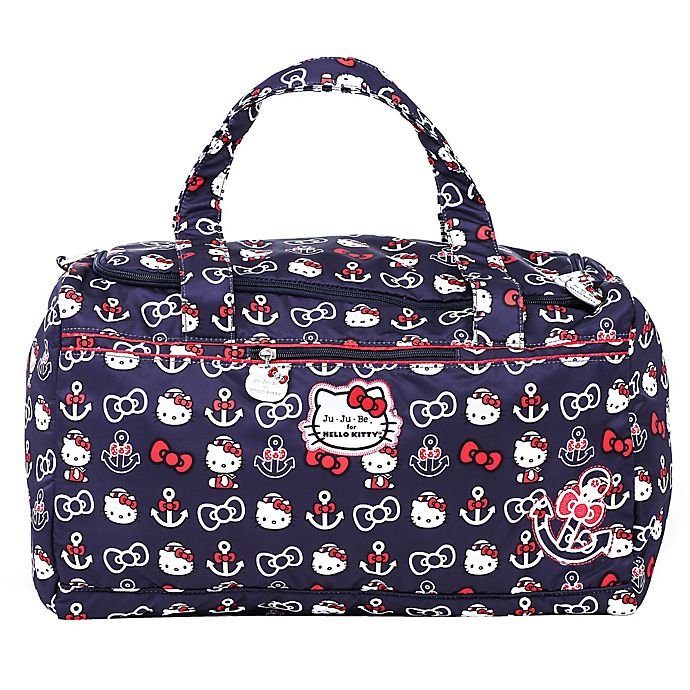 Ju Be For O Kitty Starlet Diaper Bag In Out To Sea Print