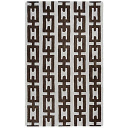 Rizzy Home Caterine Links Hand-Tufted Wool Area Rug