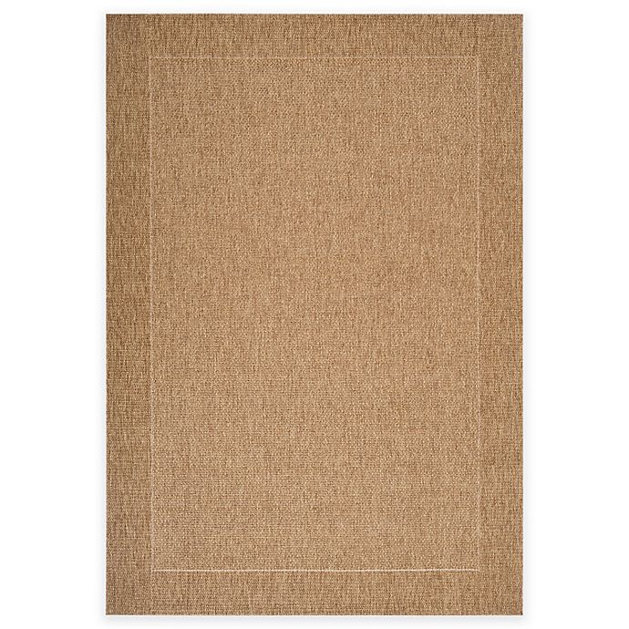 Alternate image 1 for Surya Tyree 5-Foot 3-Inch x 7-Foot 6-Inch Area Rug in Mocha