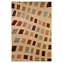 Rugs America Capri Holly Rug in Beige
