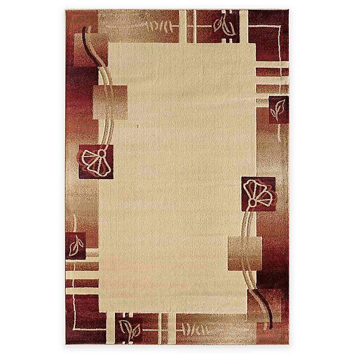 Alternate image 1 for Rugs America Capri Adonis 7-Foot 10-Inch x 10-Foot 10-Inch Area Rug in Beige