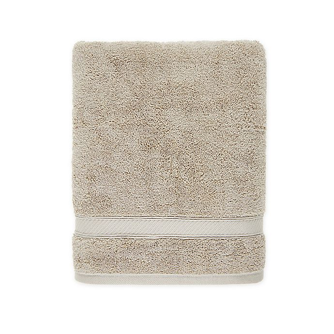 Alternate image 1 for Nestwell™ Hygro Solid Bath Towel in Feather Grey