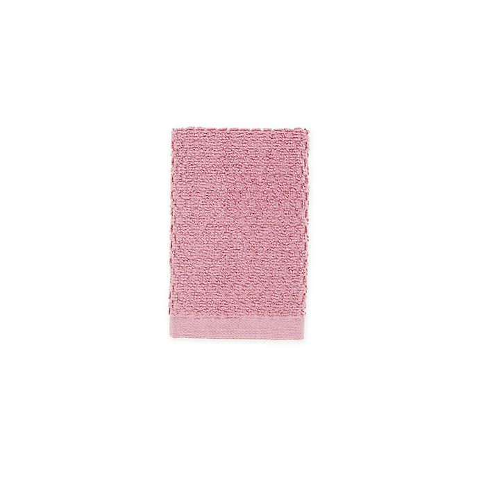 Alternate image 1 for Wild Sage™ Savannah Quick Dry Solid Washcloth in Mauve