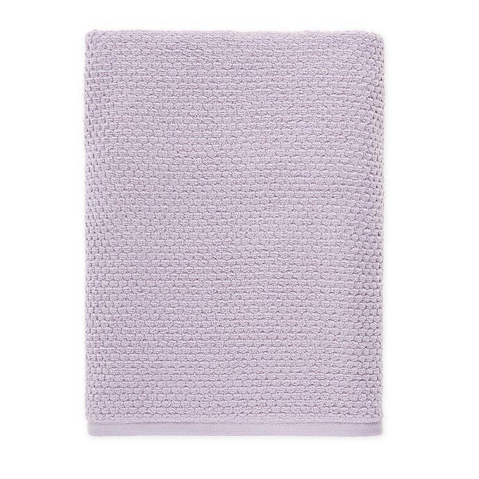 Alternate image 1 for Wild Sage™ Savannah Quick Dry Solid Bath Sheet in Lavender