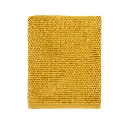 Wild Sage™ Savannah Quick Dry Solid Bath Towel in Yolk Yellow