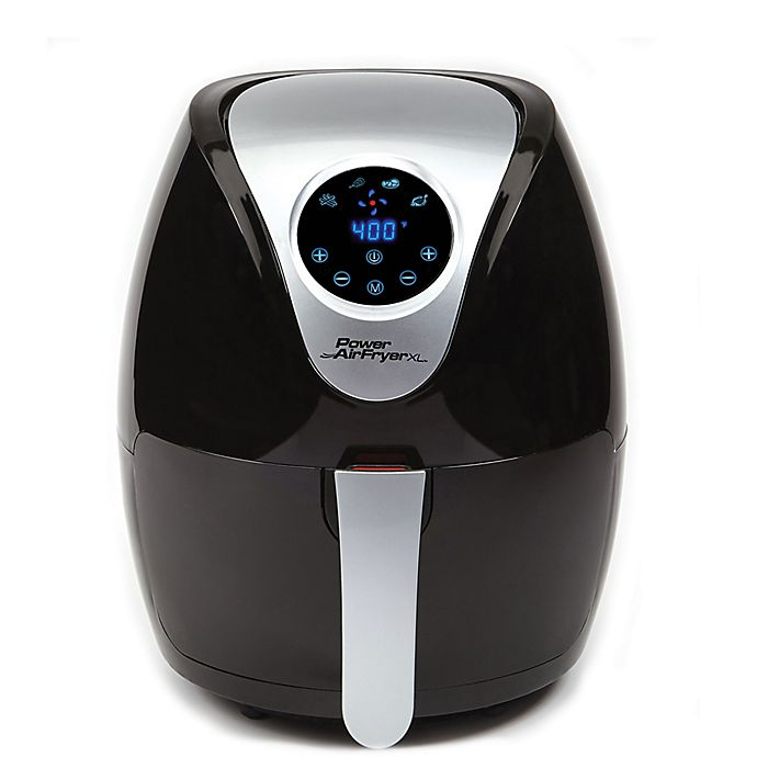 Alternate image 1 for 2.4 qt. Power Air Fryer XL