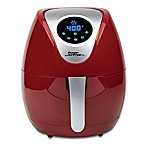 Power 3.4 qt. Air Fryer XL in Red
