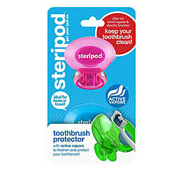 Steripod® 4-Pods Toothbrush Protectors